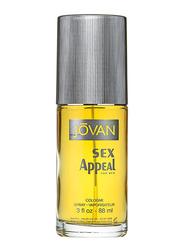 Jovan Sex Appeal 88ml EDC for Men
