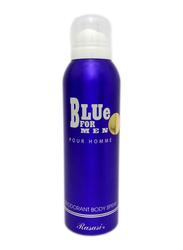 Rasasi Blue Deodorant Body Spray for Men, 200ml