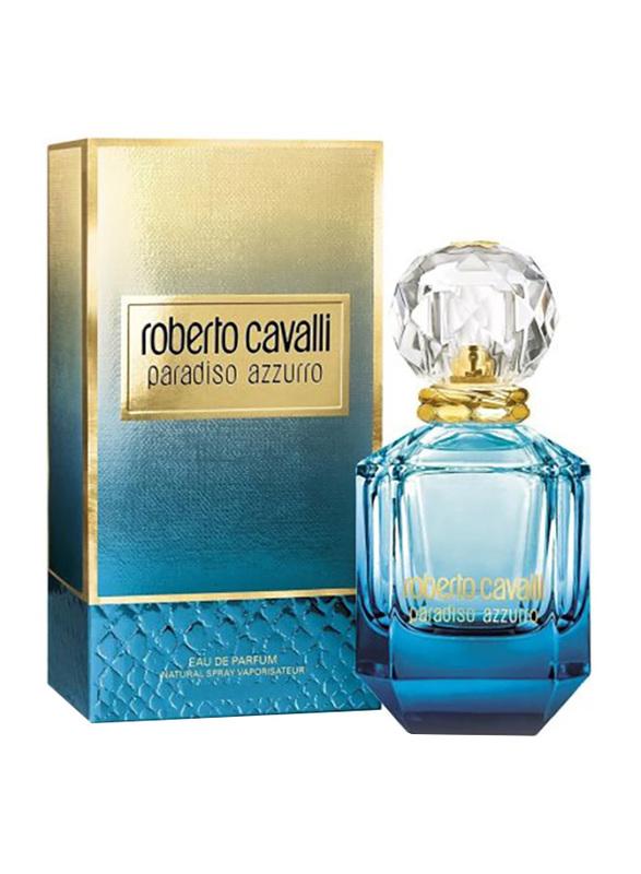 Roberto Cavalli Paradiso Azzurro 75ml EDP for Women