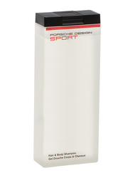 Porsche Design Sport Hair & Body Shampoo, 200ml