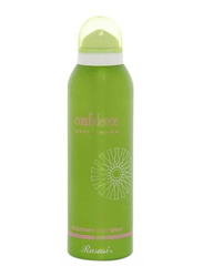Rasasi Confidence Deodorant Body Spray for Women, 200ml