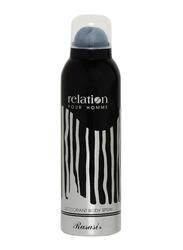 Rasasi Relation Deodorant Body Spray for Men, 200ml