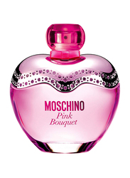 Moschino Pink Bouquet 100ml EDT for Women