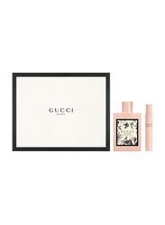Gucci 2-Piece Bloom Nettare Di Fiori Perfume Set for Women, 100ml EDP, 7.4ml Rollerball
