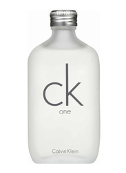 Calvin Klein Ck One 200ml EDT Unisex