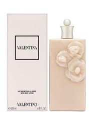 Valentino Valentina Satin Body Lotion, 200ml