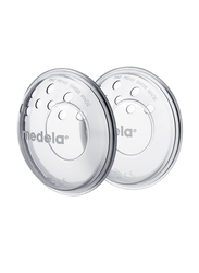 Medela Breast Shells, Pack of 2, Clear