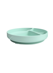Everyday Baby Silicone Suction Plate, Mint Green