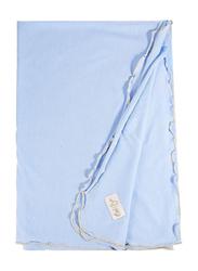 Bebitza Antibacterial Baby Wraps, Blue