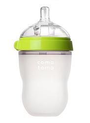 Comotomo Natural Feel Baby Bottle 250ml, Green
