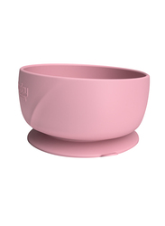 Everyday Baby Silicone Suction Bowl, Purple Rose