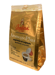 Barbera Aromagic Plus Espresso Coffee Capsules, 10 Capsules x 5g