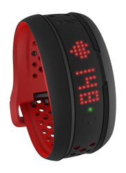 Mio Global Fuse Heart Rate Monitor and Activity Tracker, Large, Black