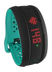 Mio Global Fuse Heart Rate Monitor and Activity Tracker, Small/Medium, Aqua