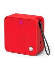 Motorola Sonic Boost 210 Portable Wireless Speaker, Red