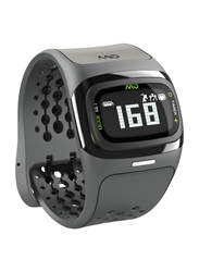 Mio Global Alpha 2 Heart Rate Monitor Sport Watch, Large, Black