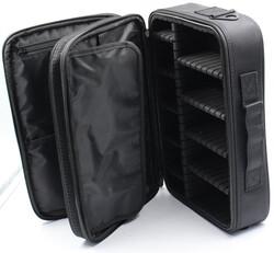 Beauty Cottage Medium Size Organizer Bag for Makeup and Makeup Tools, Black
