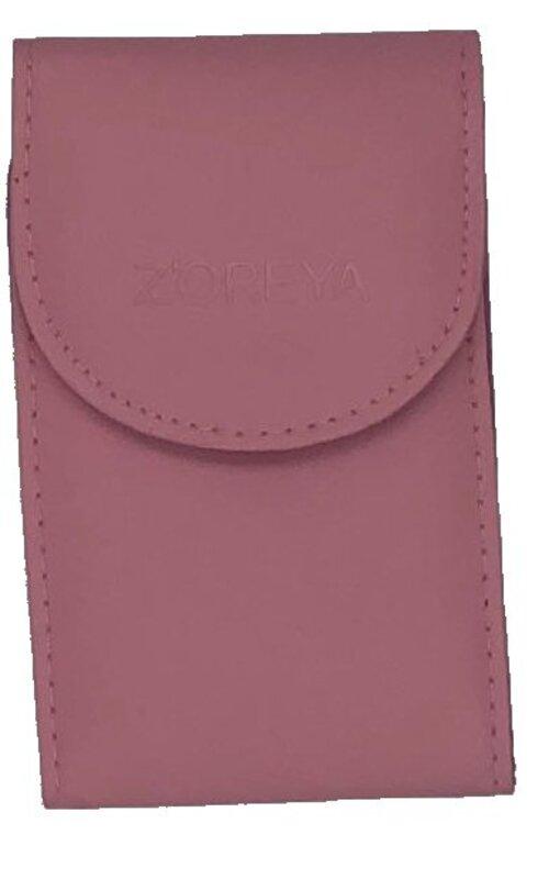 Zoreya Makeup Brushes Mini Set, Pink