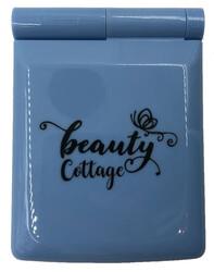 Beauty Cottage Led Lighted Pocket Makeup Mirror, Blue