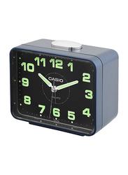 Casio Alarm Clock, TQ-218-2DF, Dark Blue