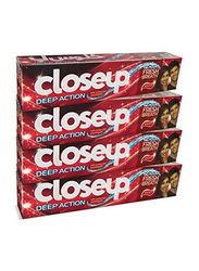 Close Up Deep Action Toothpaste, 120ml, 12 Pieces
