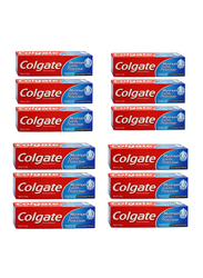 Colgate Maximum Cavity Protection Toothpaste, 120ml, 12 Pieces
