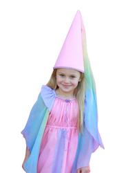 Sarah's Silk Natural Pure Silk Princess Dress, Pink