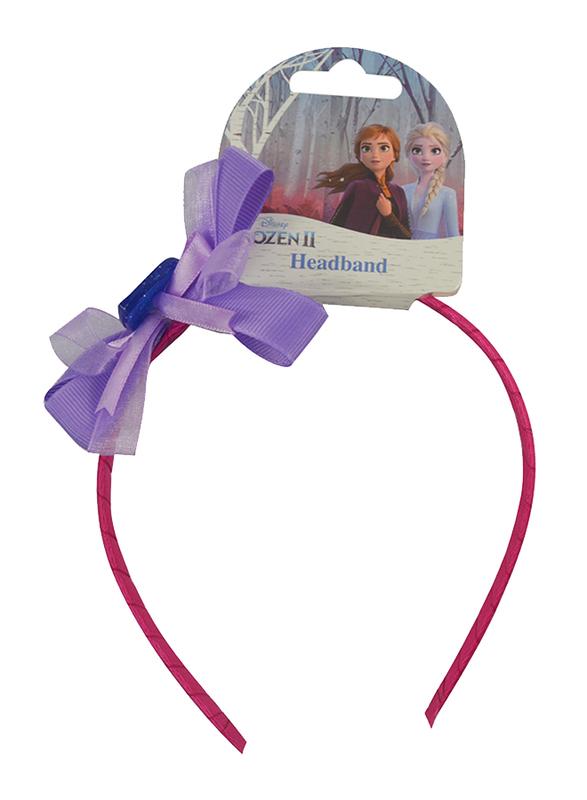 Disney Frozen II Hair Band for Girls, Red