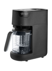 Tommee Tippee Quick Cook Baby Food Maker, Blender and Steamer, Black