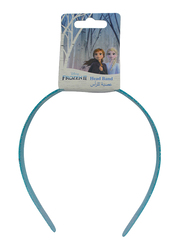 Disney Frozen II Headband for Girls, Aqua
