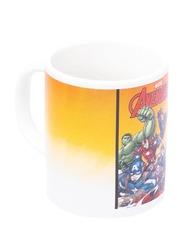 Marvel The Avengers Can Shape Ceramic Mug for Boys, 300ml, Multicolor
