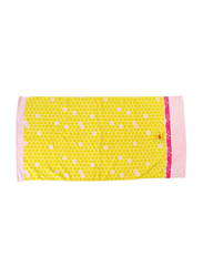 Disney Winnie The Pooh Cotton Jacquard Towel for Kids, 60 x 120cm, Yellow/Pink/Red