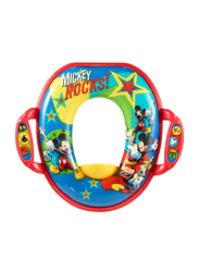 The First Years Mickey Mouse Soft Potty Ring, Blue/Red