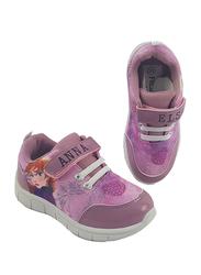 Disney Frozen II Anna & Elsa Sneakers for Girls, 31 EU, Pink