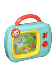 Playgro Sights and Sounds Music Box TV, Ages 1+, Multicolour