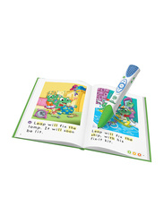 Leap Frog Leap Reader Reading and Writing System, Ages 4+, Green