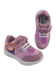 Disney Frozen II Anna & Elsa Sneakers for Girls, 29 EU, Pink