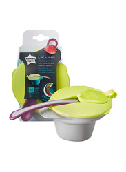 Tommee Tippee Explora Cool & Mash Weaning Bowl Unisex, Yellow