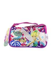 Disney Fairies Hand/Shoulder Sling Bag for Girls, Pink