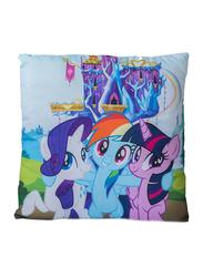 Hasbro My Little Pony Digitally Printed Kids Cushion, 35 x 35cm, Multicolor