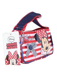 Disney Minnie Hand /Shoulder Sling Bag for Girls, Red