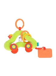 Dolce Sports Car Rattle Toy, Multicolour