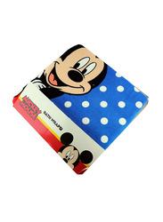 Disney Mickey Mouse Bath Wraps Towel for Boys, Blue