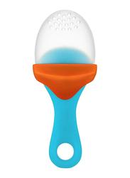 Boon Baby Pulp Feeder, Blue/Orange