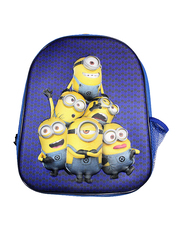 Universal Minions 12-Inch Backpack for Boys, Multicolour