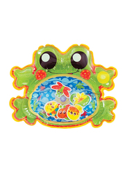 Playgro Baby Frog Water Mat, Multicolour