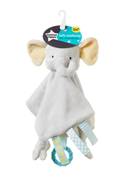Tommee Tippee Soft Comforter Unisex, Ernie Elephant, Grey