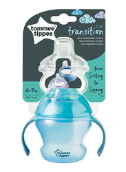 Tommee Tippee Transition Cup Unisex, 150ml, Teal