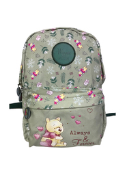 Disney Winnie the Pooh Always & Forever 12-Inch Backpack for Girls, Pre School, Blue