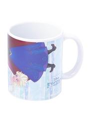 Disney Frozen Can Shape Ceramic Mug for Girls, 300ml, Multicolor